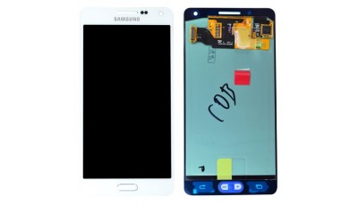 LCD + Touch screen Samsung Galaxy A5 - Bijeli