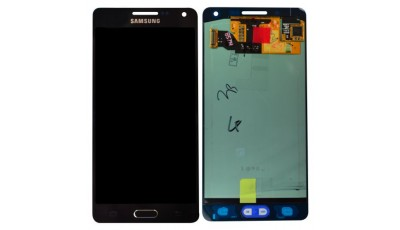 LCD + Touch screen Samsung Galaxy A5 - Crni