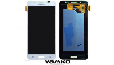 LCD + Touch screen Samsung Galaxy J5 2016 - Bijeli