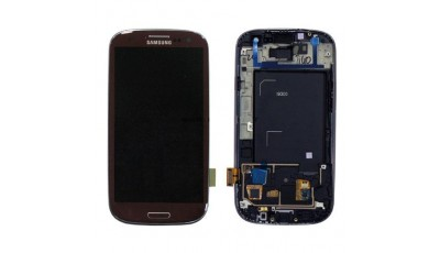 LCD + Touch screen Samsung Galaxy S3 I9300 - Smeđi