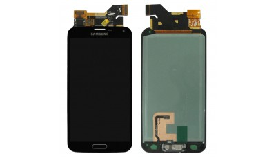 LCD + Touch screen Samsung Galaxy S5 (G900) - Crni