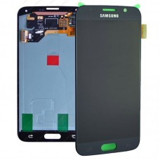 LCD + Touch screen Samsung Galaxy S6 - Crni