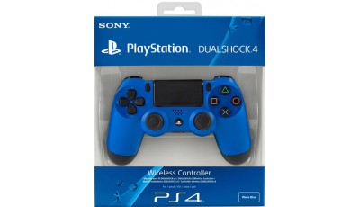 Playstation joystick wireless dualshock - Plavi