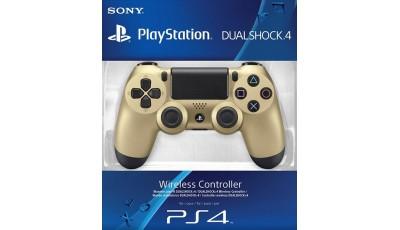 Playstation joystick wireless dualshock - Zlatni