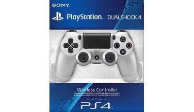 Playstation joystick wireless dualshock - Srebrni