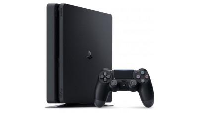 Playstation 4 Pro 1TB G Chasis Black