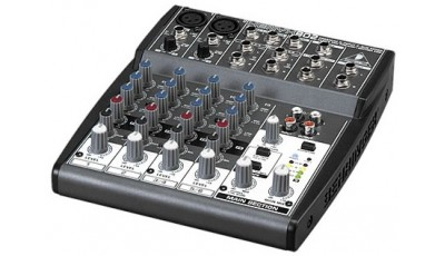 Mixer Behringer Xenxy 802
