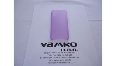 Plastična maska Iphone 5S / 5 - Ljubičasta
