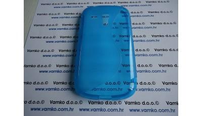 Silikonska maska S line Samsung Galaxy S3 Mini - Plava