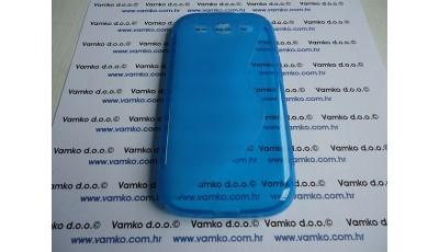 Silikonska maska Samsung I9300 - Bijela