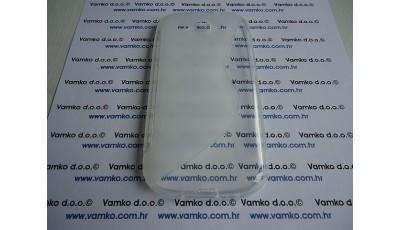 Silikonska maska S line Samsung S3 I9300 - Bijela