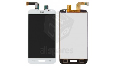LCD + Touch screen LG L70 - Bijeli