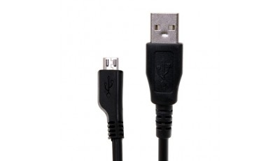 Micro USB data kabel - Crni