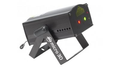 Laser Micro 3D American DJ
