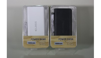 Eksterni punjač (Power bank) 10000mAh - Bijeli