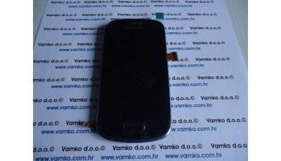 LCD + Touch screen Samsung Galaxy S3 Mini I8190 - Plavi
