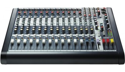 Mixer Soundcraft MPXi 12