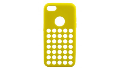 Torbica TPU Iphone 5C - Žuta