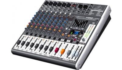 Mixer Behringer Xenxy X1222 USB