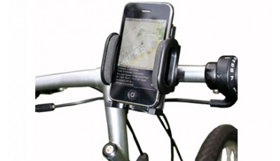 Držač mobitela za bicikl