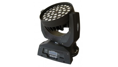 Moving head LED wash RGBW