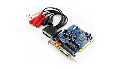 PCI / PCMCIA Zvučna kartica M-Audio Audiophile 192
